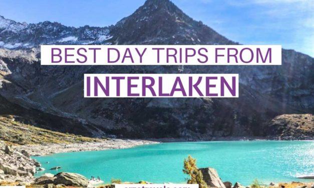 Best Day Trips From Interlaken
