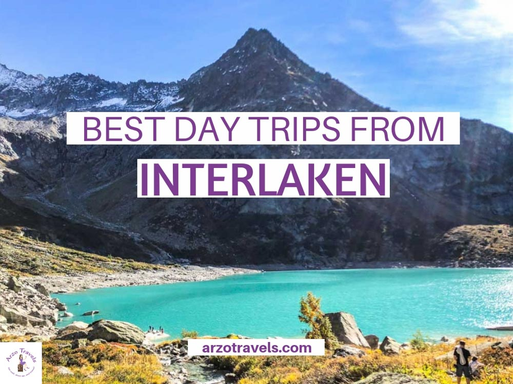 Interlaken best day trips in Interlaken in Bernese Oberland