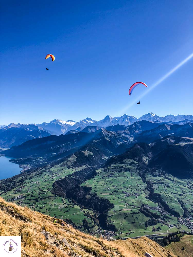 Interlaken places to visit near Interlaken, Switzerland