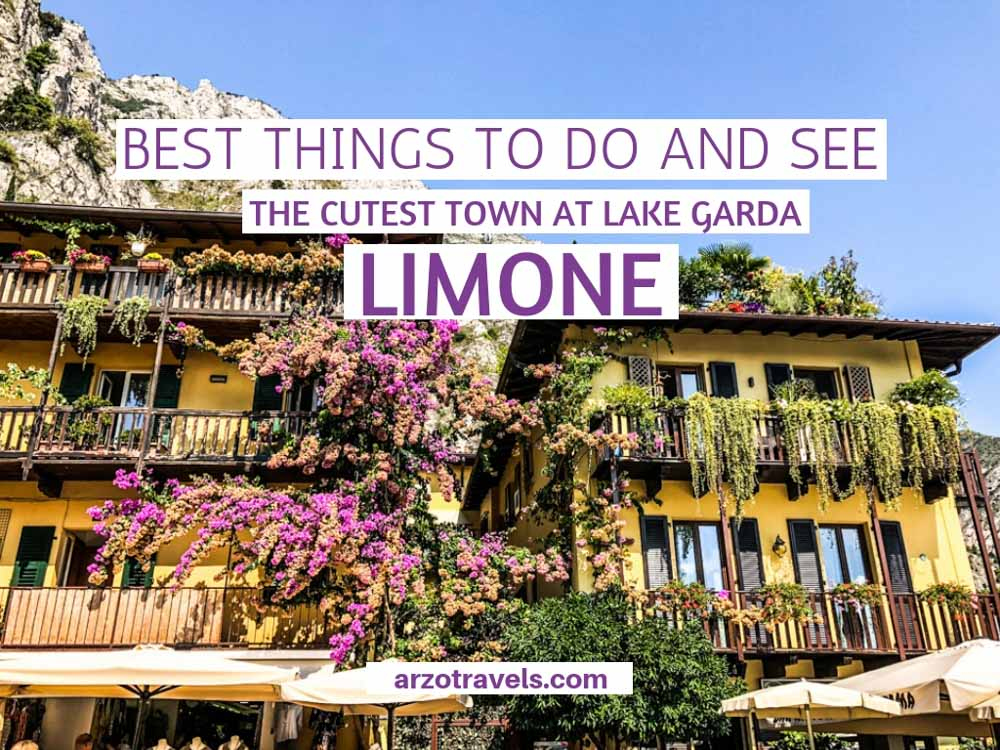Limone best places to see and best things to do in Limone, Lake Garda