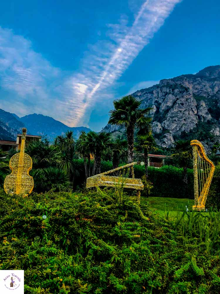 Limone places to visit at night, Lake Garda
