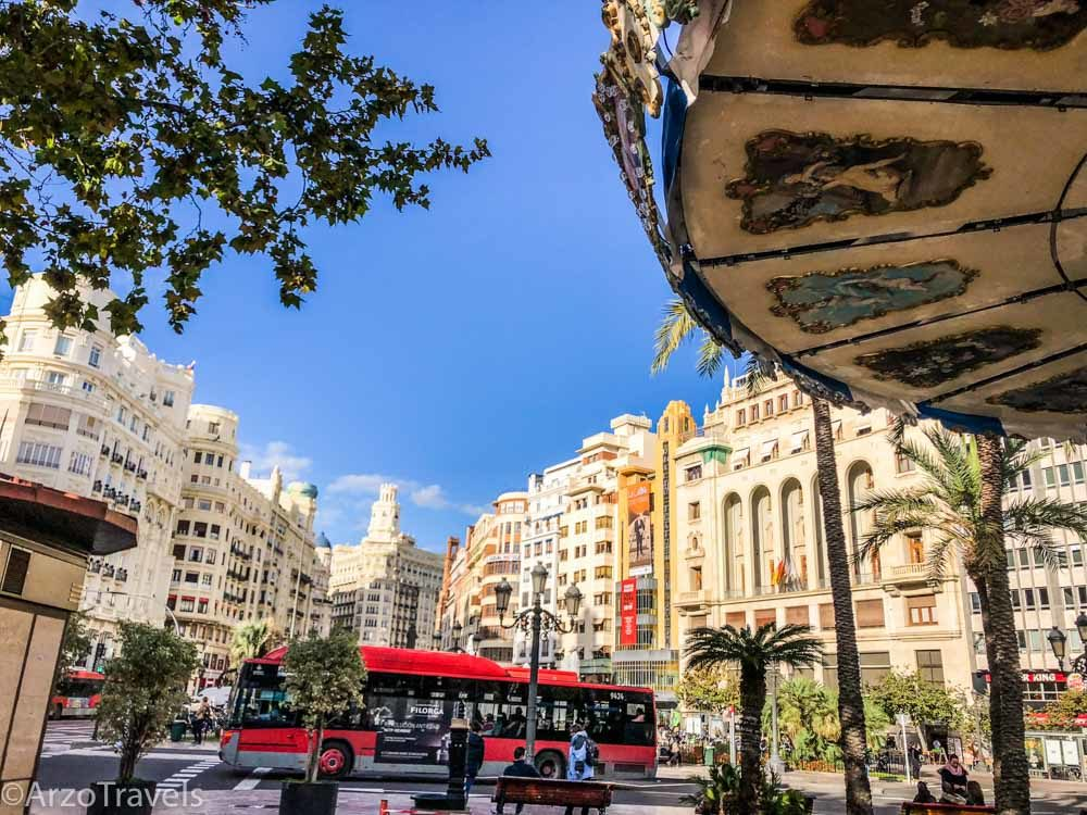 Most beautiful places in Valencia_