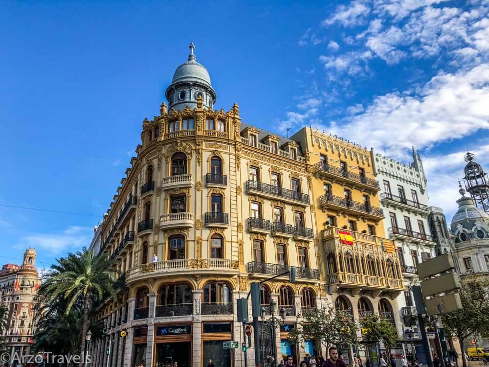 Valencia , Best itinerary
