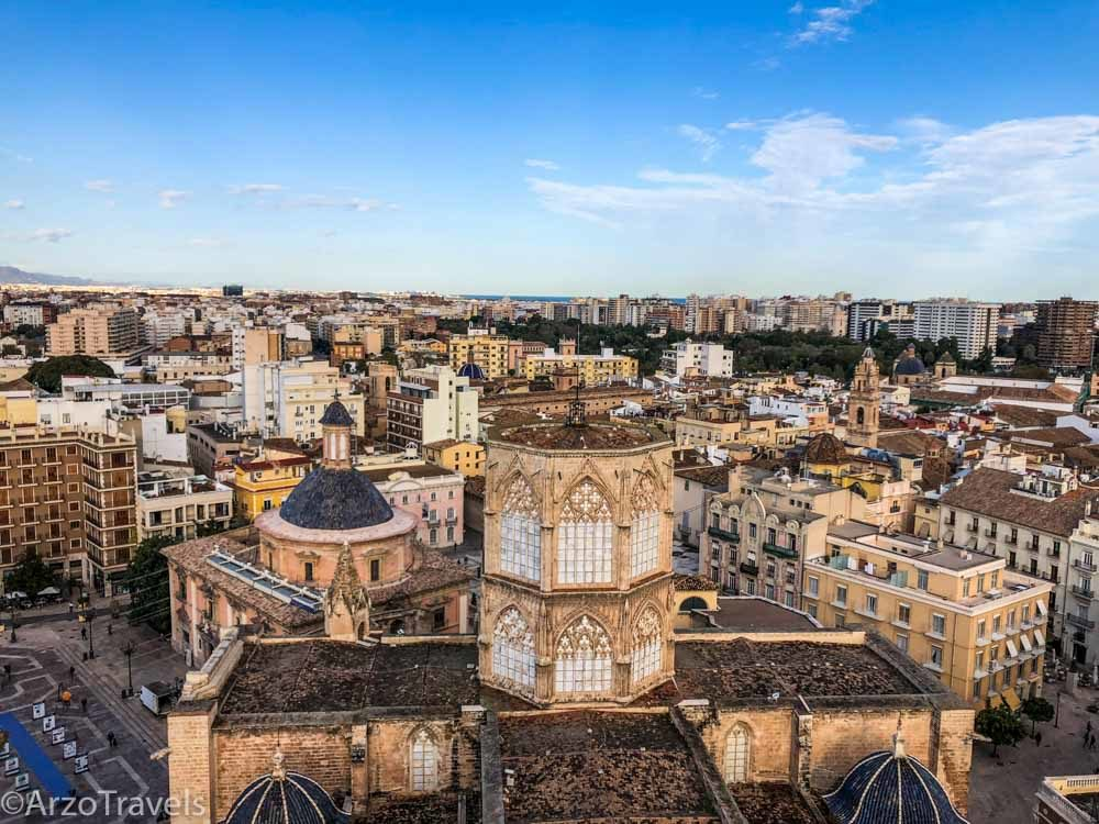 Valencia , Spain 1-day itinerary