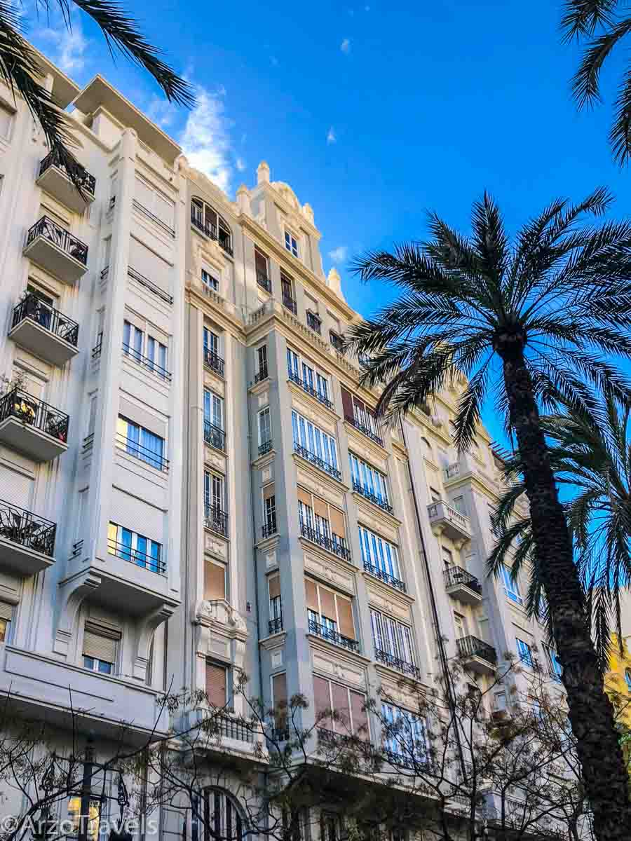 Valencia best places to visit in 1 day
