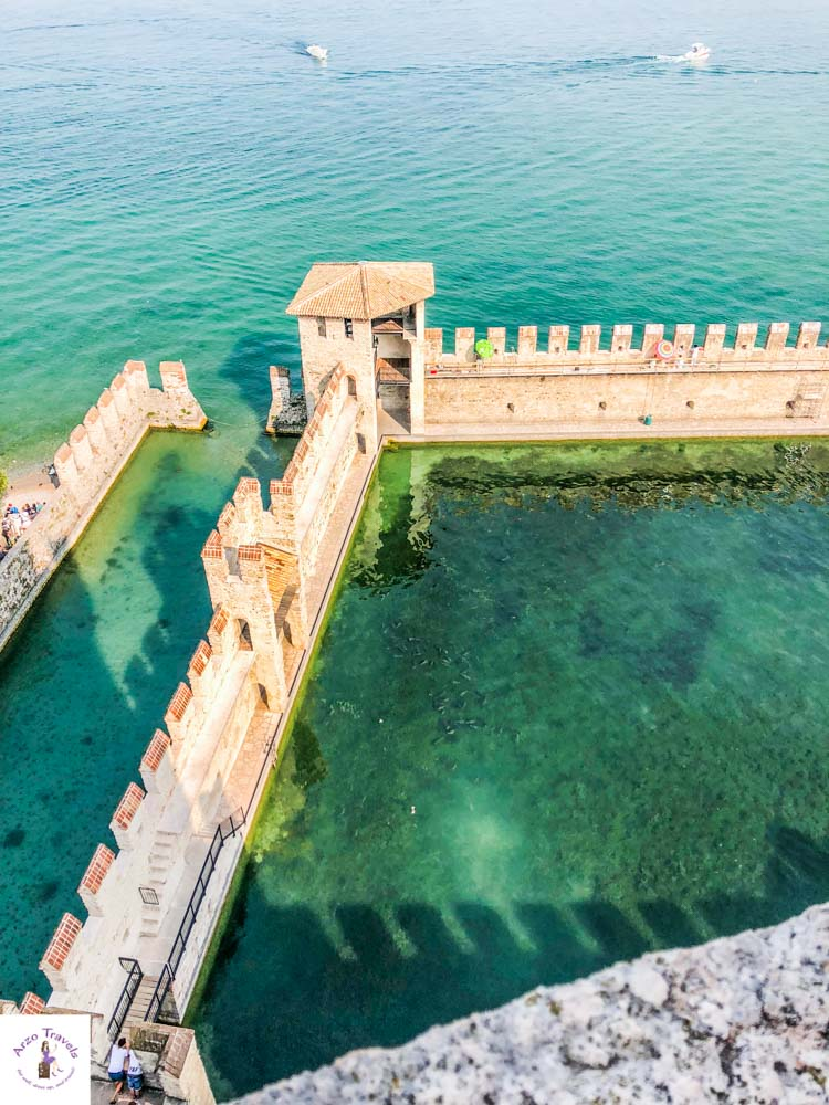 Where to go Sirmione, Lake Grada