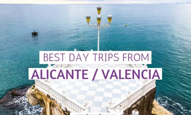 Best Day Trips from Alicante