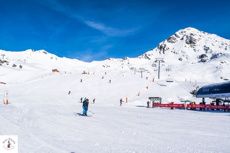 Best ski resort in Switzerland, Verbier resort
