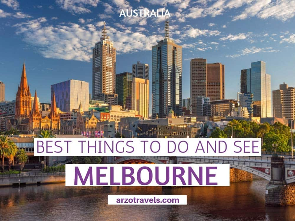 Best things to do and see in Melbourne in 2 days, Australia