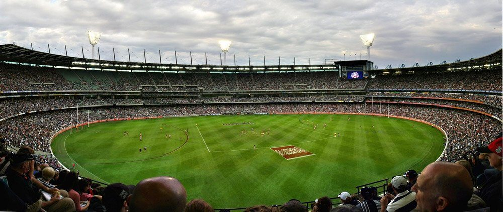 Melbourne in a weekend, MCG Shutterstock