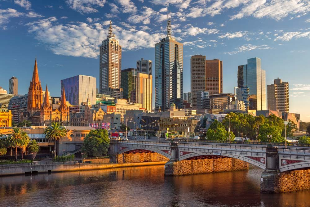 Melbourne in two days, best Melbourne itinerary