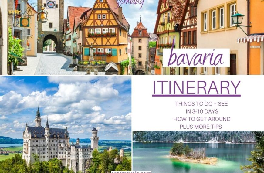 Create an Epic Bavaria Itinerary for 3-10 Days