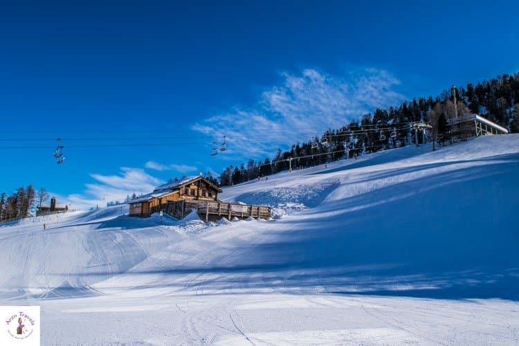 Best Ski resorts for families in Switzerland, Grächen