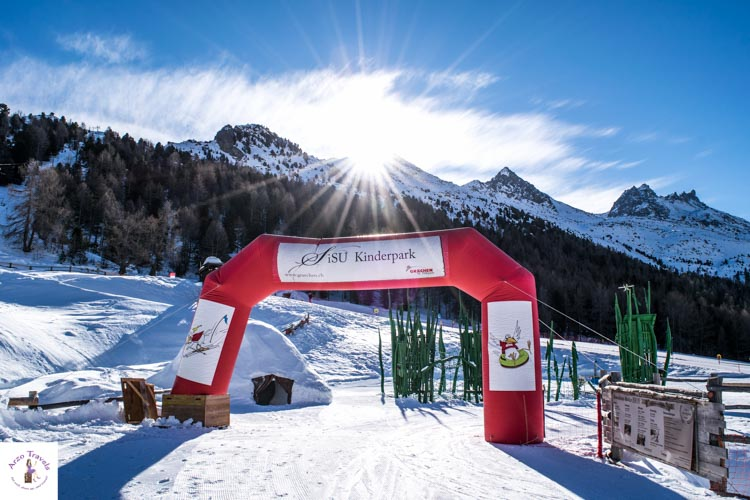 Best ski resort in Switzerland for families, Grächen