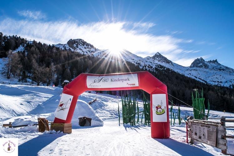 Best ski resort in Switzerland for families, Grächen