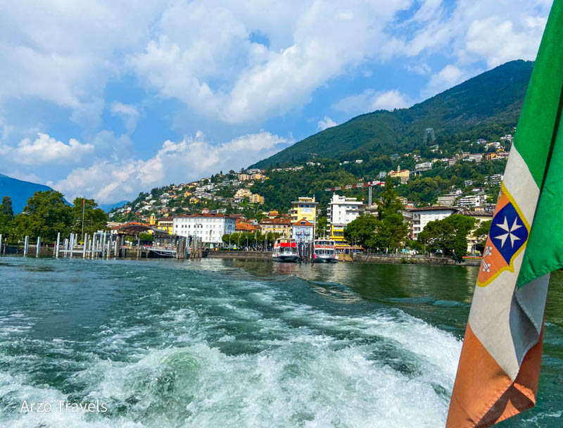 Lago Maggiore in Locarno