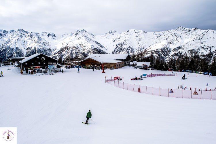 Things to do in Grächen in the winter, skiing