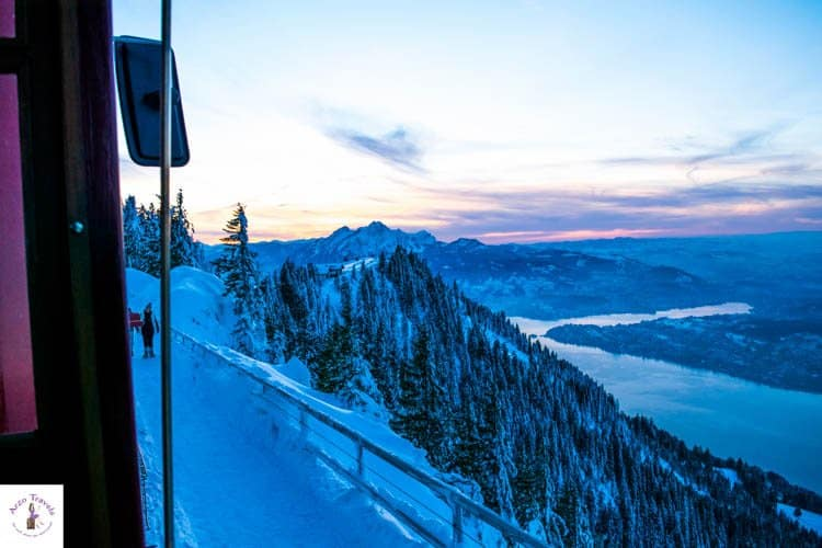 What to do in the winter at Mount Rigi_