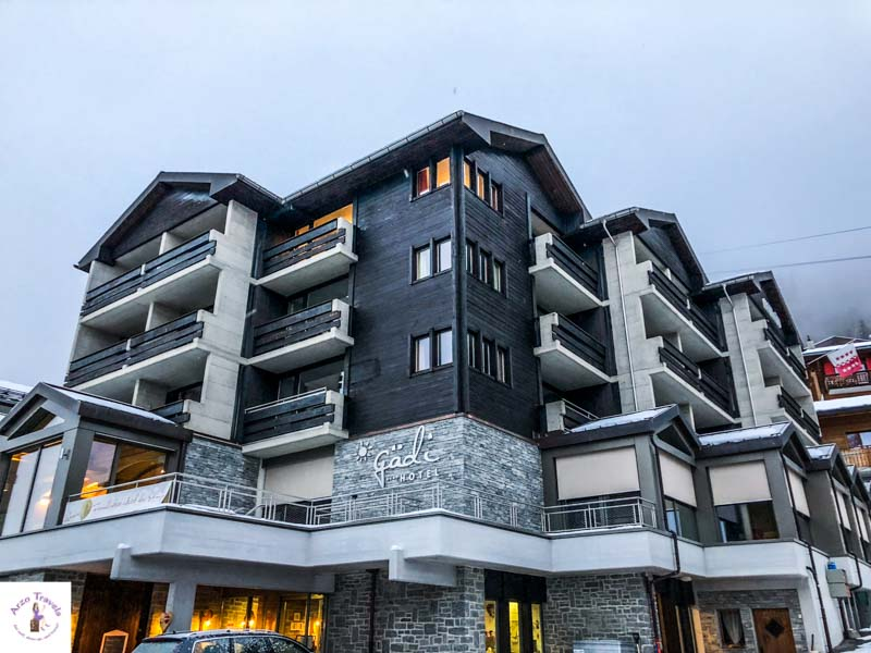 Where to stay in Grächen, Switzerland