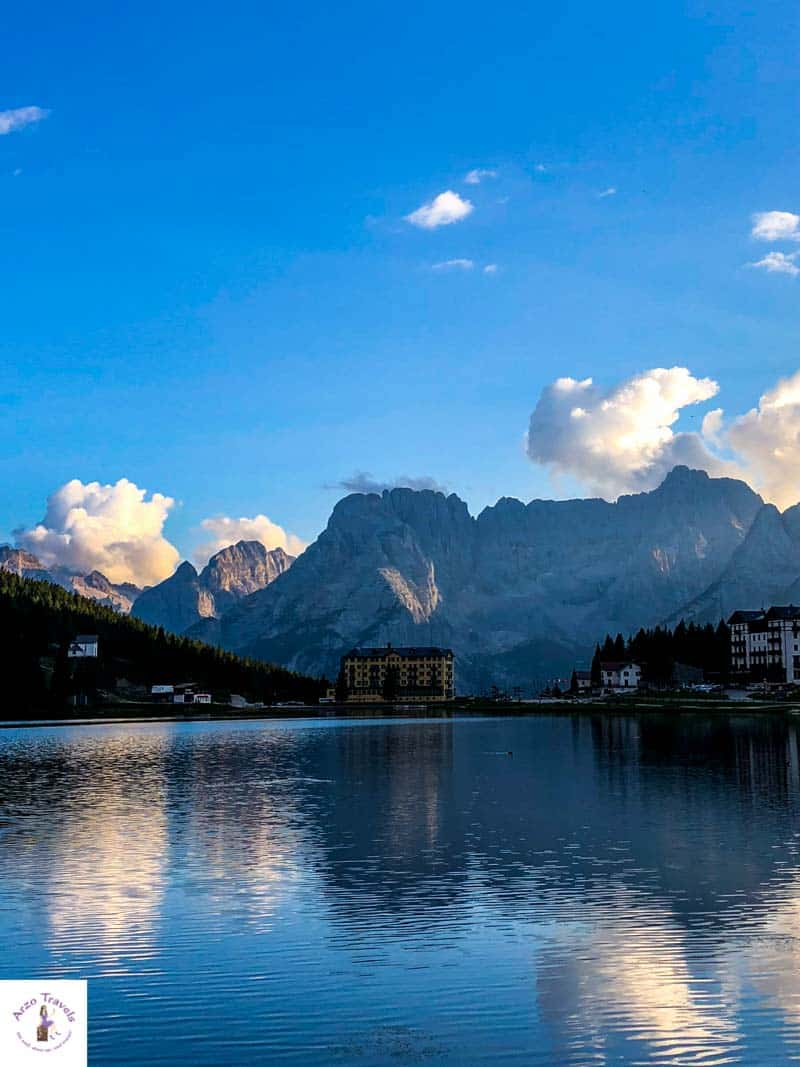 where to stay in the Dolomites near best landmarks
