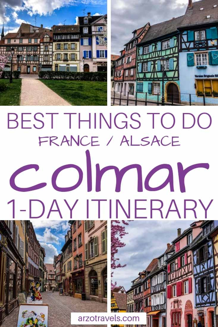 Alsace, France, Things to do in one day and places to go and see