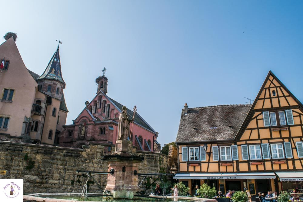 Alsace, France best places to see Eguisheim