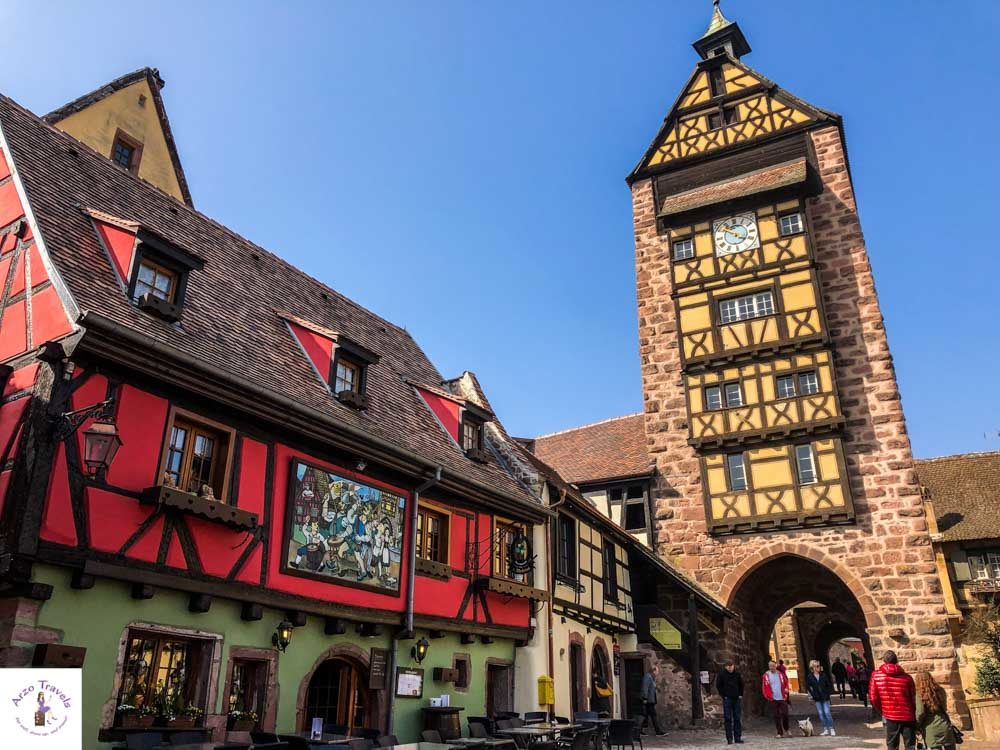 Alsace, France best places to see and go