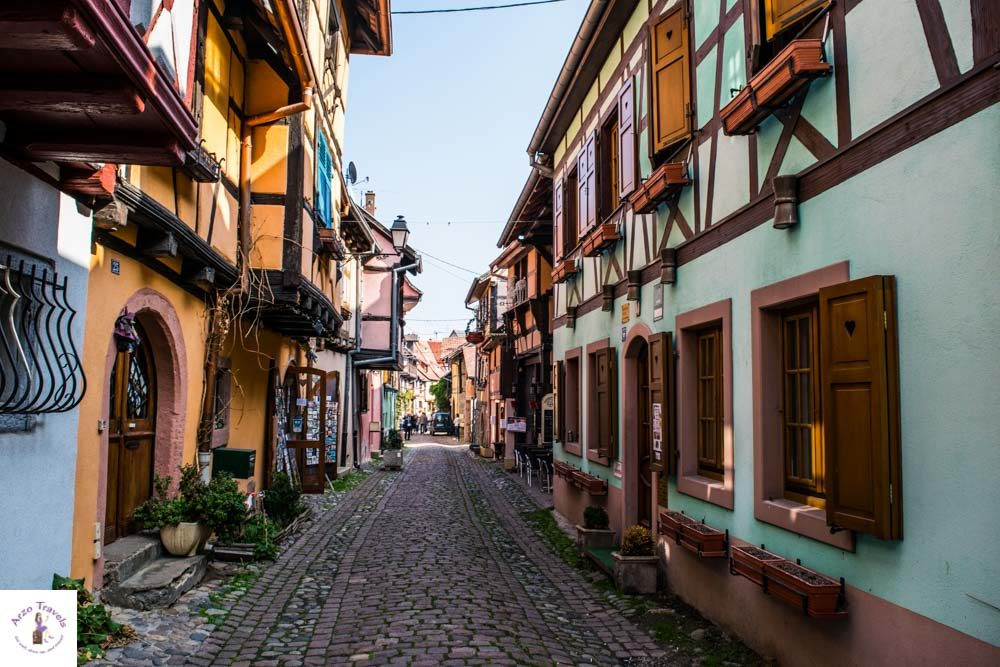 Alsace, France best places to visit Eguisheim