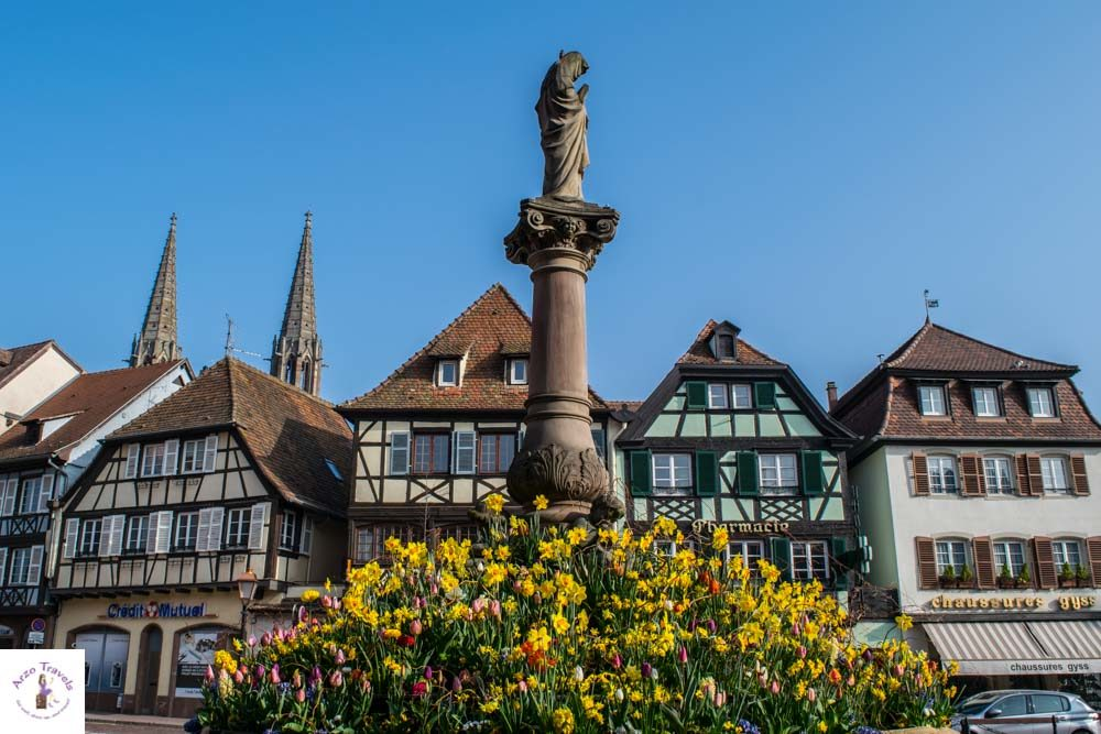 Best Places to Visit in Alsace - 3-Day Itinerary Alsace Road