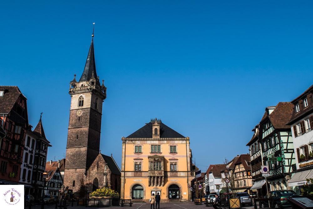 Alsace itinerary, Obernai