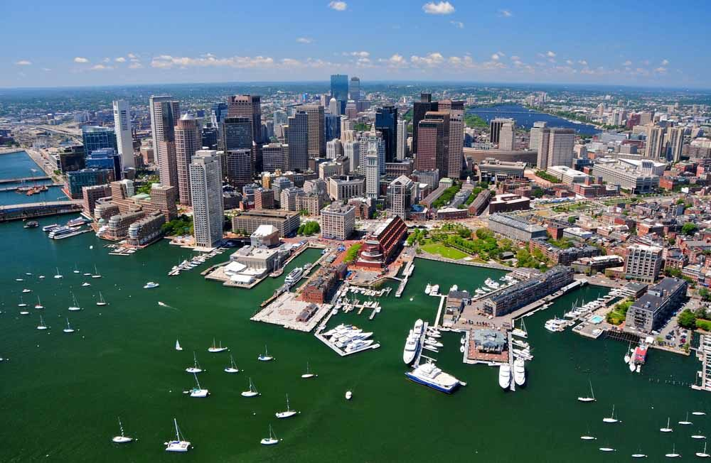Boston, best cities to visit in spring