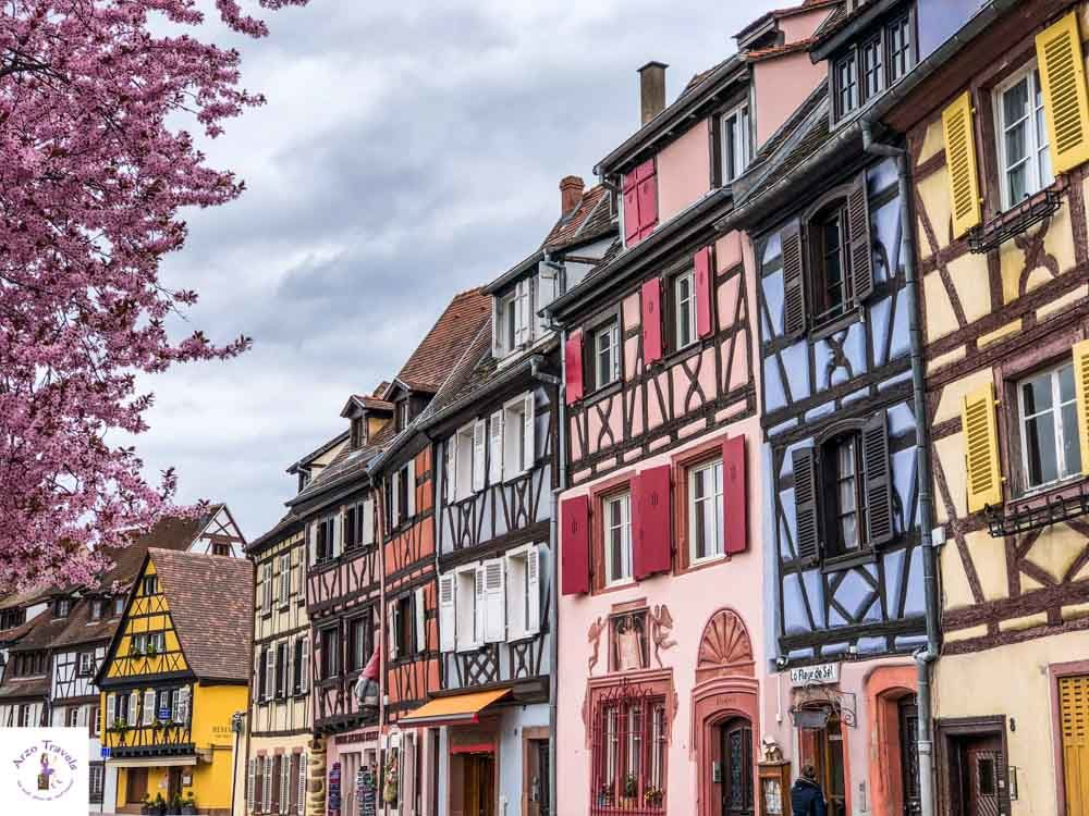 Colmar, Little Venice is the most beautiful place to visit in Colmar, France