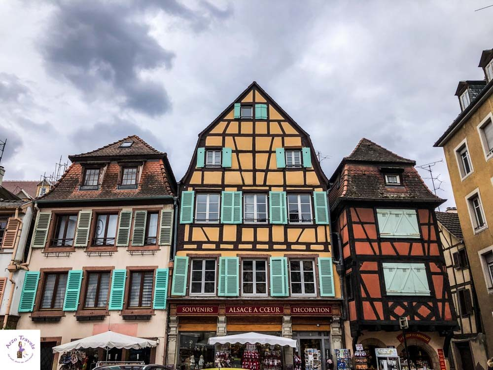 Colmar best places to see, Old town