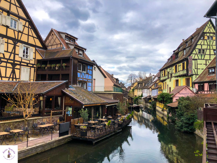 Colmar where to go and what to do in one day, visit Little Venice