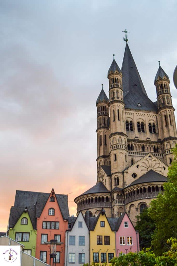 What to do and see in Germany? Cologne