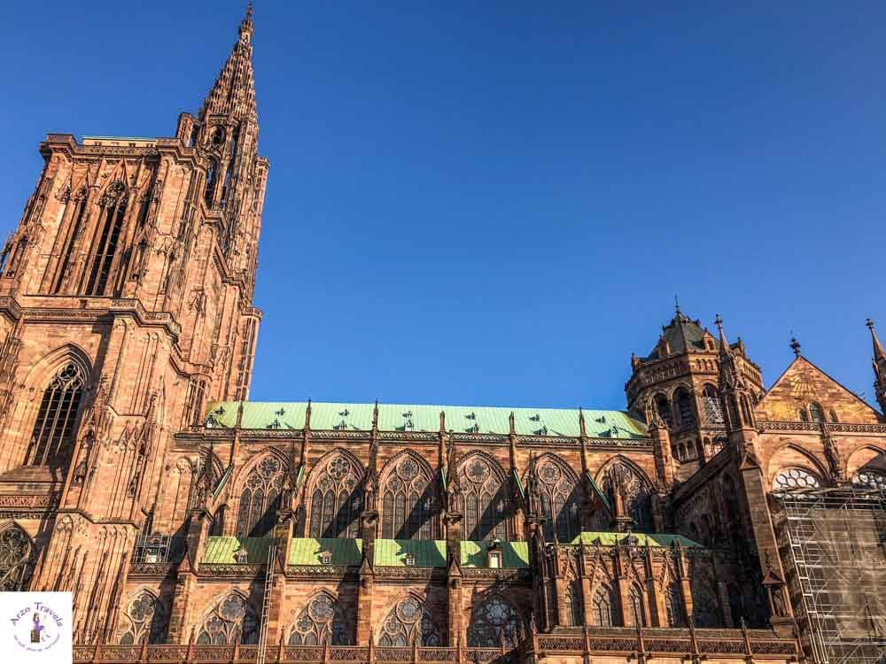 Grand Ile France, Strasbourg