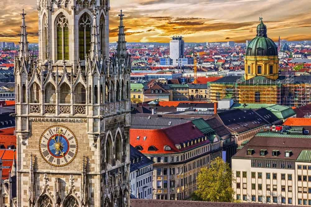 Munich should be on your Germany itinerary