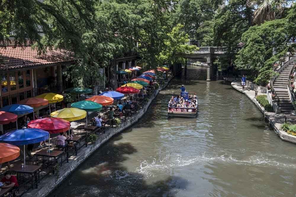 San Antonio as a city break in the US