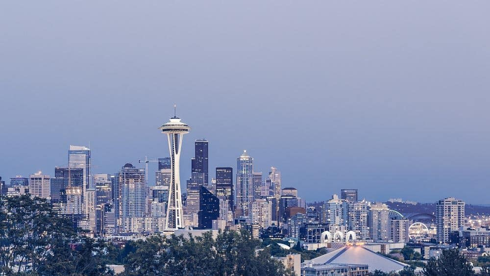 Seattle in 2 days, Skyline