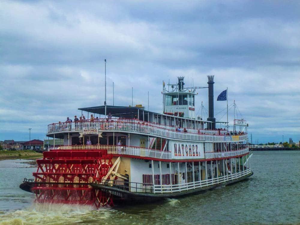 Steamer New Orleans