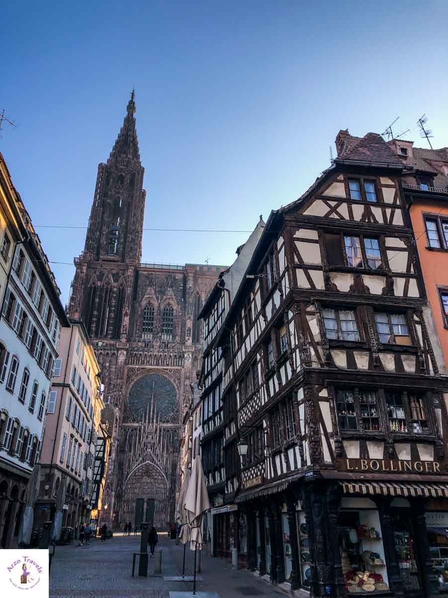 Strasbourg Cathedral in one day