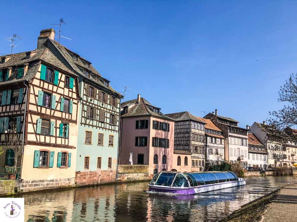 Strasbourg, France things to do - Batorama boat tour