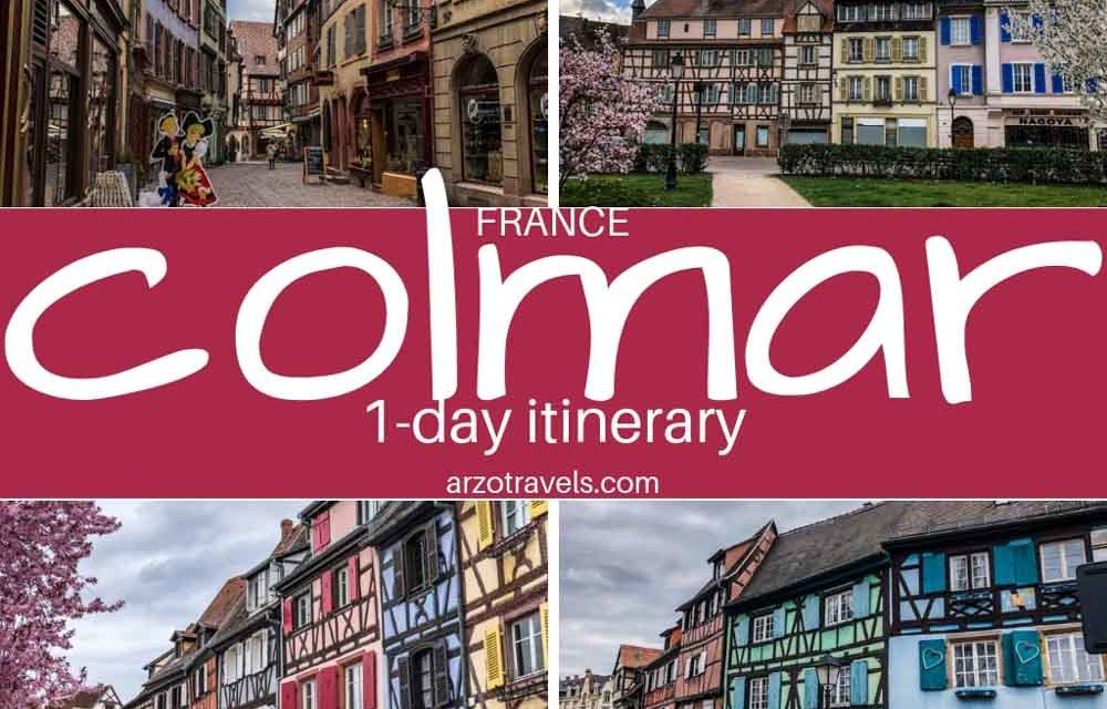 Best Things to Do in Colmar in One Day