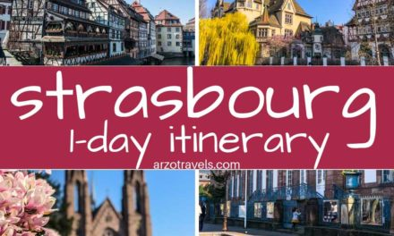 Best Things to do in Strasbourg, France –  1-Day Itinerary