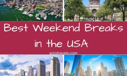 Best Cities in the US  To Visit in Spring and Fall for a Weekend