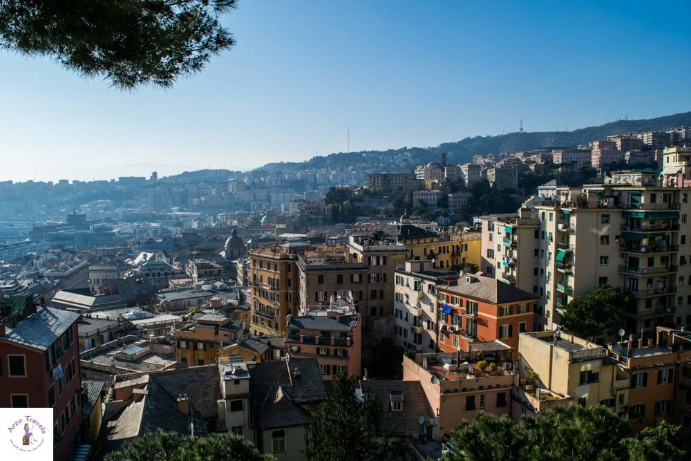 Best hidden gems in Italy, Genoa