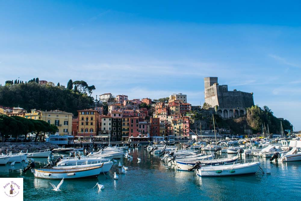 Best hidden gems in Italy, Lerici
