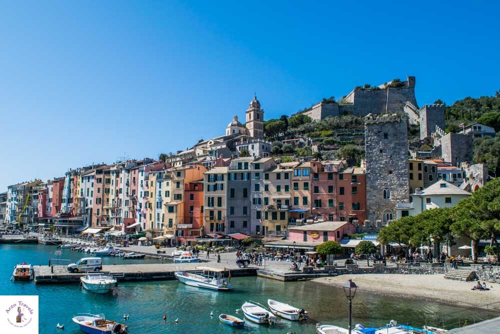 Best hidden gems in Italy, PortoVenere