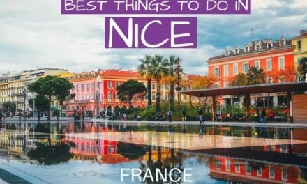 3-Day Nice Itinerary