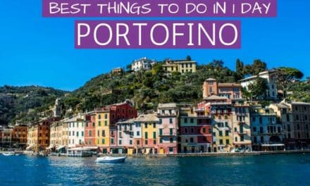 A Day Trip to Portofino from Cinque Terre (or Genoa) – Best Things to Do in Portofino
